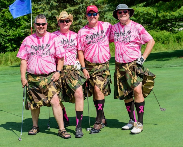 2019 Scramble For A Cure